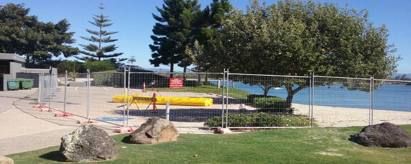 Temporary Fencing Gold Coast Australia Aces Temporary